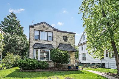 Berwyn Multi Family Home For Sale: 3431 Oak Park Avenue