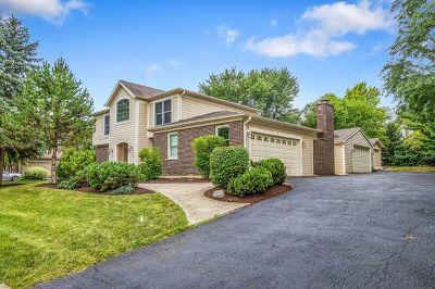 St. Charles Single Family Home New: 3n778 Hawthorn Drive