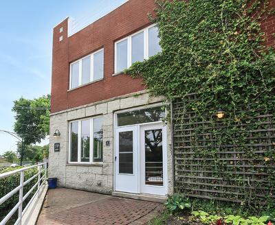 Chicago Condo/Townhouse For Sale: 2319 North Hamilton Avenue #6