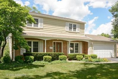 Deerfield Single Family Home New: 1106 Montgomery Drive