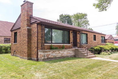 Chicago IL Single Family Home New: $285,000
