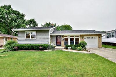 Lombard Single Family Home New: 729 South Lodge Lane