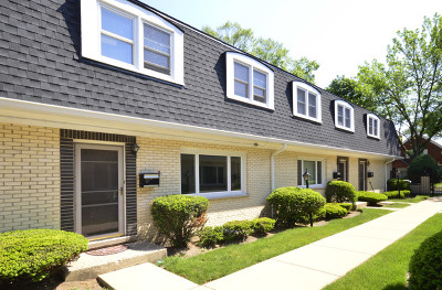 Condo/Townhouse New: 7324 North Bell Avenue #3