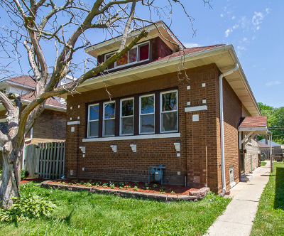 Bellwood Single Family Home For Sale: 127 Bellwood Avenue