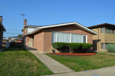 Chicago IL Single Family Home New: $219,900