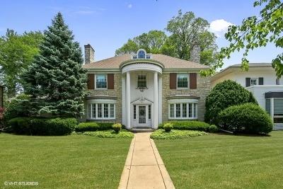 La Grange Park Single Family Home For Sale: 511 Dover Avenue