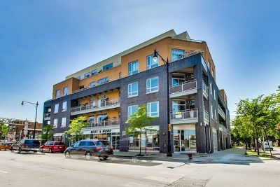 Condo/Townhouse New: 3201 West Leland Avenue #508