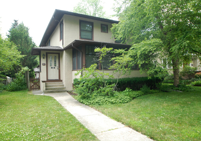 Wilmette Single Family Home Contingent: 1517 Highland Avenue