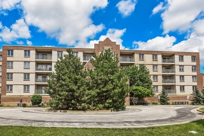 Elmhurst Condo/Townhouse New: 201 West Brush Hill Road #401