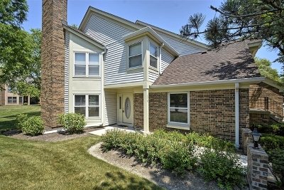 Buffalo Grove Condo/Townhouse For Sale: 370 Satinwood Court North #370