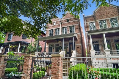 Single Family Home For Sale: 3818 North Janssen Avenue