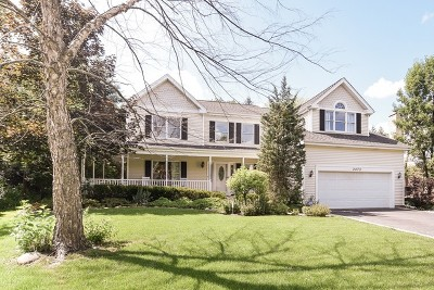 West Dundee Single Family Home For Sale: 2473 Knowlton Drive