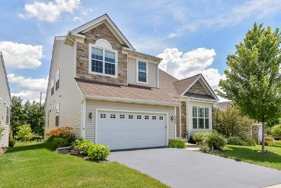 Elgin Single Family Home New: 3840 Valhalla Drive