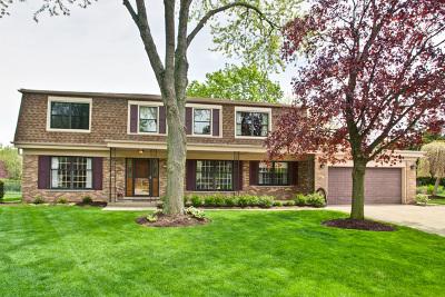 Northbrook Single Family Home New: 1115 Adirondack Drive