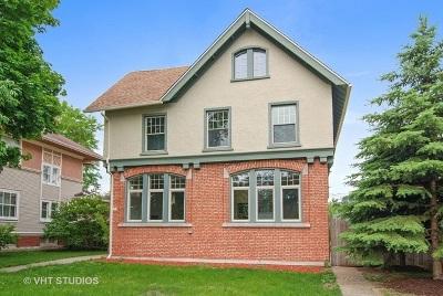 Oak Park Single Family Home For Sale: 633 South Oak Park Avenue