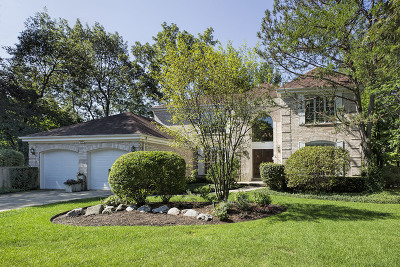 Highland Park Single Family Home For Sale: 1006 Saxony Drive