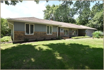 Batavia Single Family Home For Sale: 38w127 Rosewood Lane