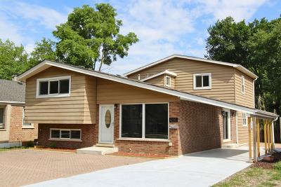 Palatine Single Family Home New: 616 East Palatine Road