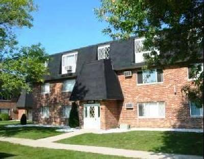 Tinley Park Rental Re-Activated: 17236 71st Court #3