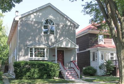 Oak Park Single Family Home For Sale: 626 South Humphrey Avenue