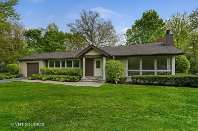Lake Forest Single Family Home For Sale: 421 East Westleigh Road