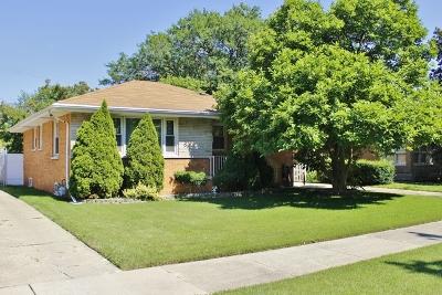 Lansing Single Family Home For Sale: 17515 Bernadine Street