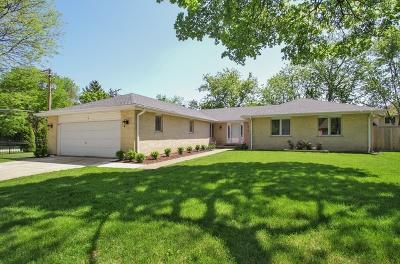 Glenview Single Family Home For Sale: 931 Burnham Court