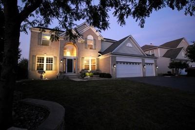 Carpentersville Single Family Home New: 4078 Stratford Lane