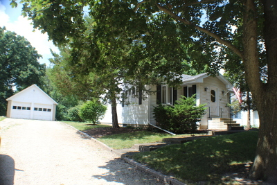 South Elgin Single Family Home For Sale: 1404 Raymond Street