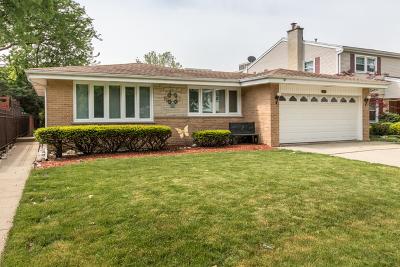 Park Ridge IL Single Family Home New: $439,900