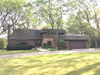Palos Park Single Family Home For Sale: 10523 West Cherrywood Drive