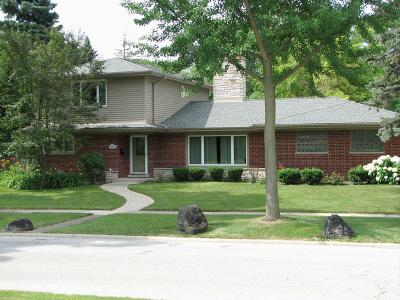 Mount Prospect Single Family Home Price Change: 103 West Berkshire Lane