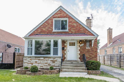 Chicago IL Single Family Home New: $259,750