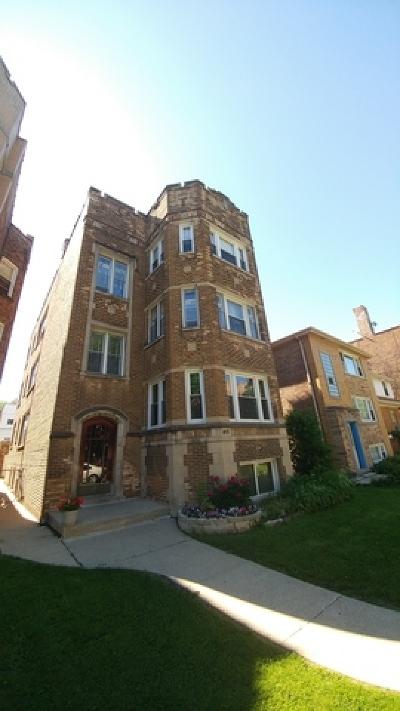 Multi Family Home New: 6444 North Washtenaw Avenue