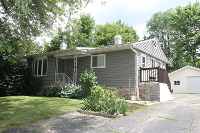 Carpentersville Single Family Home New: 77 Hickory Drive