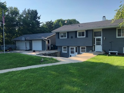 Elgin Single Family Home New: 38w378 Heatherfield Drive