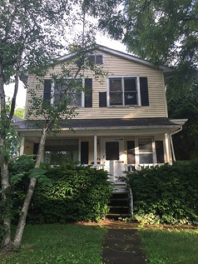 Glen Ellyn Single Family Home Re-Activated: 323 Hill Avenue