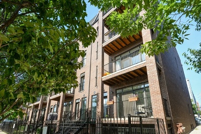 Condo/Townhouse For Sale: 15 North Bishop Street #1