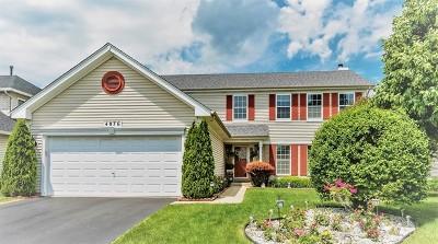 Aurora Single Family Home New: 4076 Thatcher Drive