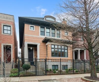 Single Family Home New: 1725 West Wolfram Street
