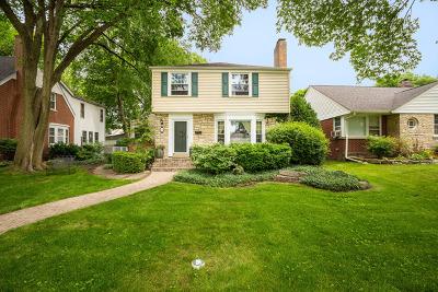 Elmhurst Single Family Home New: 191 North Evergreen Avenue