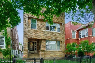 Multi Family Home New: 4833 North Lawndale Avenue