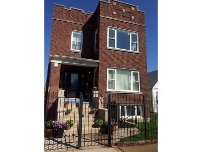 Condo/Townhouse For Sale: 2936 North Gresham Avenue #3