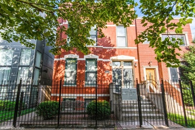 Chicago Multi Family Home For Sale: 1538 North Maplewood Avenue