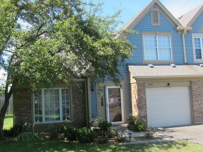 Arlington Heights Condo/Townhouse For Sale: 3946 Newport Way