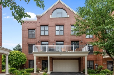Glenview Condo/Townhouse New: 1867 Admiral Court #91