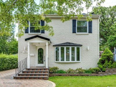 Deerfield Single Family Home New: 919 Greenwood Avenue