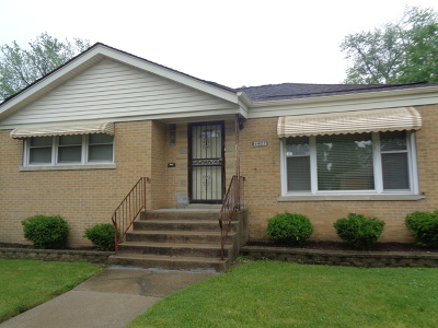 Chicago IL Single Family Home New: $150,000