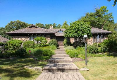 Oak Brook Single Family Home New: 714 Forest Glen Lane