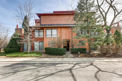 Glenview Condo/Townhouse New: 706 Waukegan Road #7C